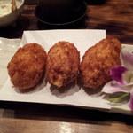 11709417 - たしか島豆腐のコロッケ
