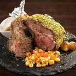 バルニューヨークTOKYO - 仔羊の香草焼き