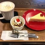 熟成チーズケーキカフェAnts' coffee company -