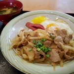 サムウェイ - 料理写真:豚丼