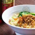 中国家庭料理 東海飯店 - 料理写真:麺類のランチ(汁あり担々麺)
