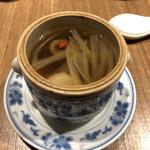 中国薬膳料理 星福 - オリジナル季節の薬膳蒸しスープ