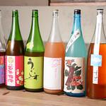 ファンキー原田3 - 果実酒各種