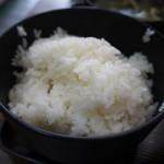 お食事処 いとう - トンテキ定食(ご飯)