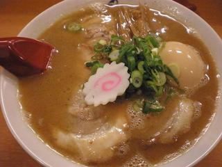麺や 紡 - 熟成叉焼麺
