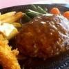 Restaurant あずま屋 - 料理写真:ハンバーグ&エビフライランチ 1,260円