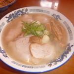 らーめん周 - 塩チャーシュー麺
