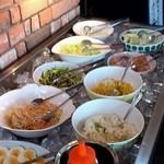 Restaurant あずま屋 - サラダバー