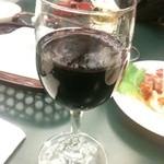 横浜大飯店 - あとはひたすらワインを飲みました…(笑)