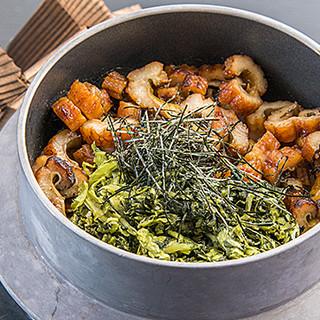 広島県産コシヒカリの釜めし◎地元食材の美味しさを〆でも◎