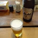 江戸政 - ビール