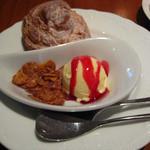 アップルツリーびわ湖珈琲館 - アイスクリーム