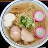 あけぼの食堂 - 料理写真:塩ラーメン 600円