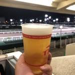 グッドラックカフェ - 生ビール