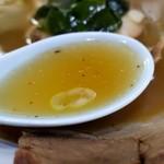 中華つけ麺大王 - 肉つけ麺(850円)