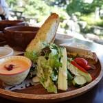 イワジン喫茶室 - 料理写真:イワジン風ブイヤベースランチ