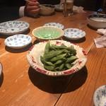 波平キッチン - 枝豆