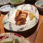 波平キッチン - タコ唐揚げ