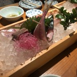 波平キッチン - 波平刺盛
