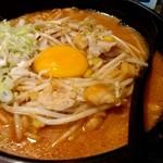 柳家 - 料理写真:キムチ納豆ラーメン 920円税込