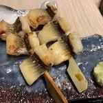 第三春美鮨 - 穴子白焼き 穴子 190g 活〆 筒漁 宮城県石巻