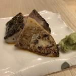 第三春美鮨 - 炙り〆鯖 真鯖 650g 釣 千葉県富津
