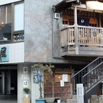 大島屋 - 風情のある外観