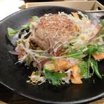 ランプ - 料理写真:【2019.6】ハンバーグのプレート