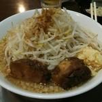 117125756 - にんにく野菜ラー麺
