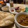 インドレストラン ムンタージ - 料理写真:Aセット(マトンカリー)