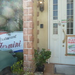 レストラン テルミニ - 入り口