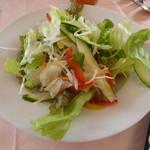 レストラン テルミニ - サラダ