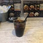 肉バル×ワイン酒場 東京食堂 - 食後の冷コー