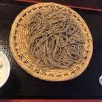 蕎麦倶楽部 佐々木 - もりそば 1000円