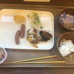 ベッセルホテル - 料理写真:1泊目