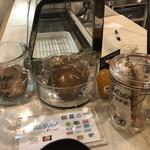 ブリッジ コーヒーアンドアイスクリーム - 焼き菓子