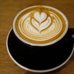 ブリッジ コーヒーアンドアイスクリーム - カフェラテ