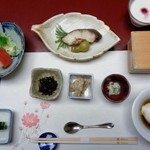 笹屋ホテル - 朝食