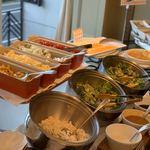 ホテルモントレ赤坂 - サラダ