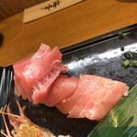海幸 - 2019/10/5 ランチで利用。 ルビーセット(2,860円) トロは二枚重ね!