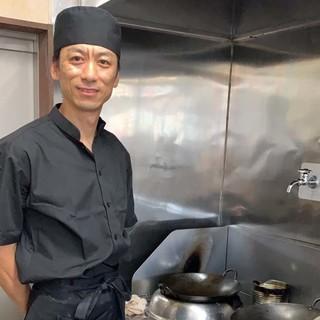 中国の一流料理人が当店の味を引き継ぎ、本場の味を提供!!