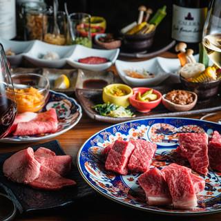 [ご宴会・接待に]四季折々の逸品料理の数々をコースでご堪能