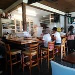 カフェ ニコ - 店内