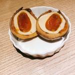 ほや&純米酒場 まぼ屋 - ほや卵