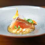 レストラン・カワサキ - 料理写真:紅鱒