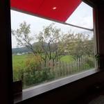 パートリア - 窓からの風景