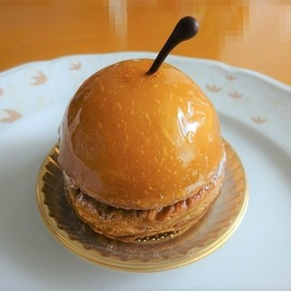 Angelique - 料理写真:タルトタタン320円(+軽8%)