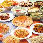 地中海料理 スタビアーナ - 毎日開催!ランチブッフェ