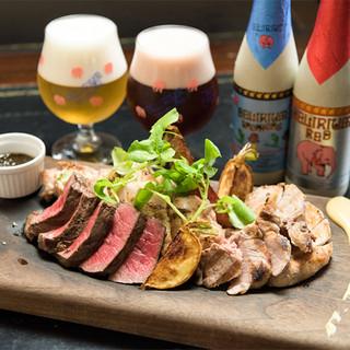 黒毛和牛や仙鳳趾牡蠣など、食材にこだわりの光るベルギー料理