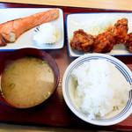 浜街道丸亀食堂 - マイ日替り定食